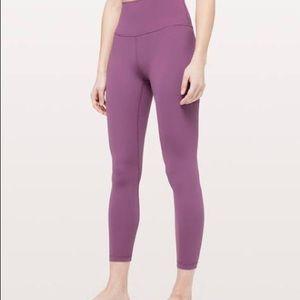 Lululemon high waist leggings 8